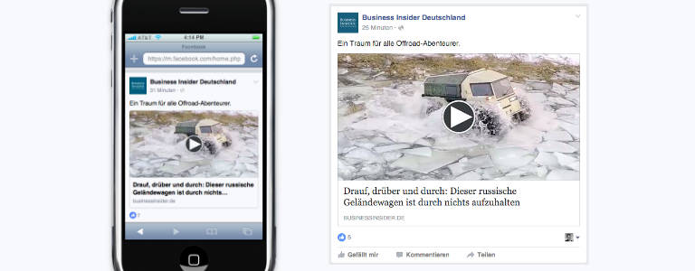 Mobile Marketing in sozialen Netzwerken