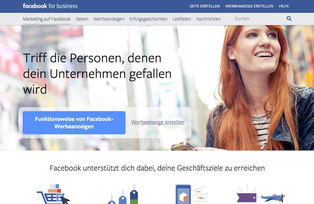 Social-Media-Advertising auf Facebook
