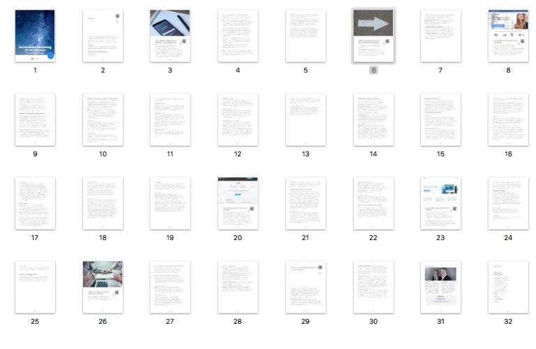 Content-Marketing-Redaktionsplan - Das eBook