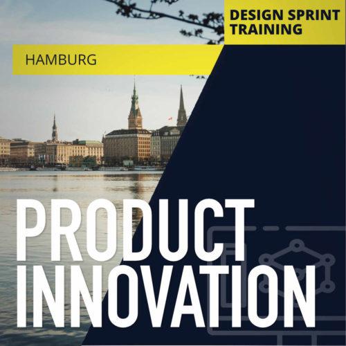 Product Innovation Design Sprint Training